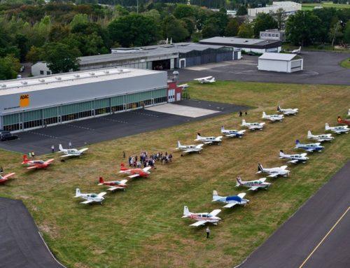 Aerokurier berichtet über Grumman Fly-In EDKB