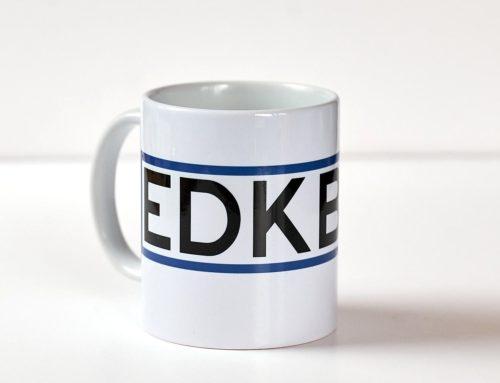 Jetzt erhältlich: Die EDKB-Tasse!