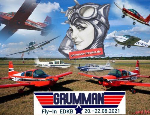 Grumman Fly-ln 2021