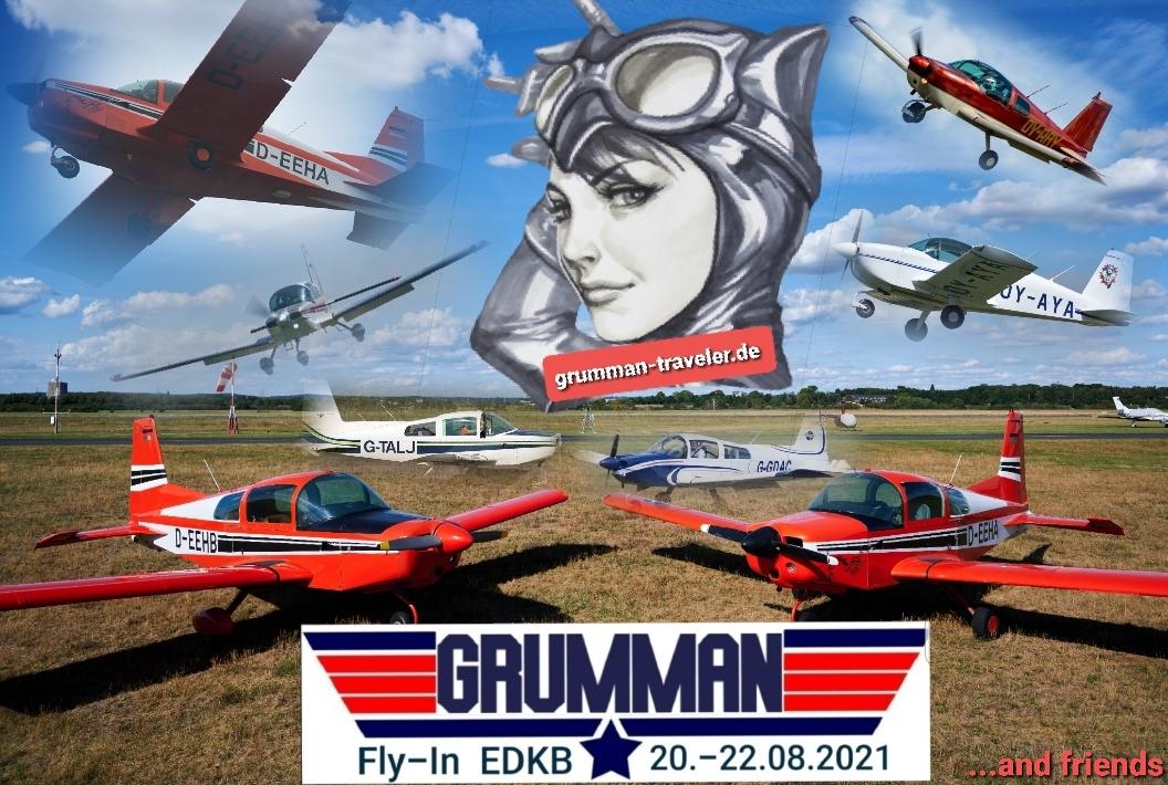 Das Grumman Fly-ln